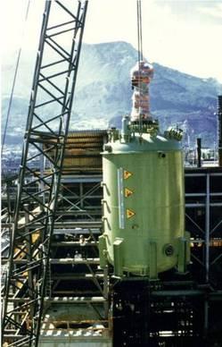 DD GL reactors