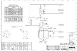 7 Specialty Chemical Production Plant drawing