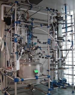 6 API Kilo-Pilot Plant reactor