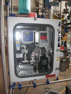 9 Specialty Chemical Pilot Production Plant controls