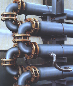 Glass-Lined Heat Exchanger