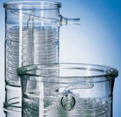 QVF Glass Coil Heat Exchanger