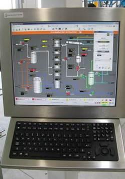 deltaV control system