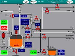 Specialty Chemical Production Plant controls