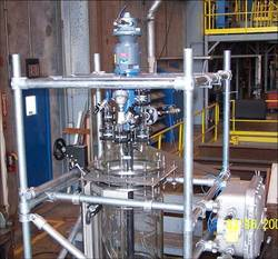 8 Specialty Chemical Pilot Plant reactor