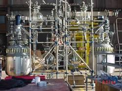 4 API Production Facility Pre installation