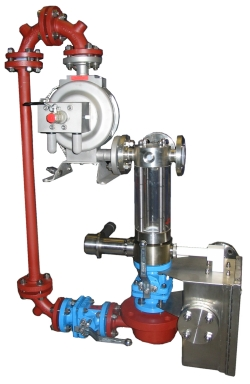 Recirculating Sampling System