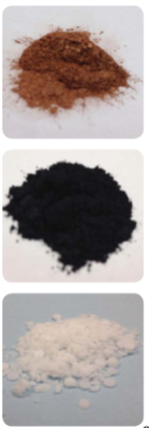 Powder samples