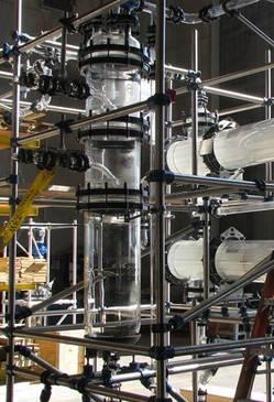 11 Industrial Chemical Production Plant QVF