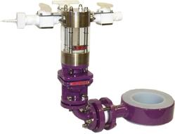 Vessel Mounted Sampling System