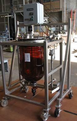 Biopharm Reactor System