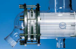 QVF Glass Shell and Tube Heat Exchanger