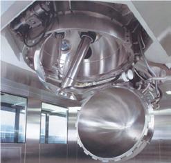 Top Driven Spherical Dryer