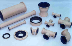 glass-lined pipe components