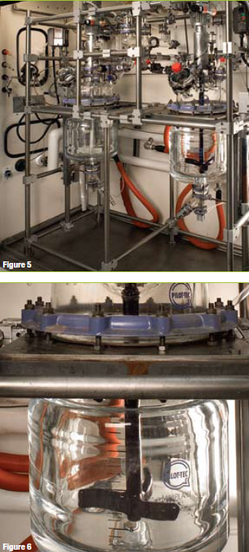 Jacketed Reactor systems