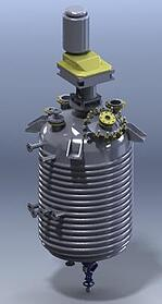 GL500 HemiCoil Reactor