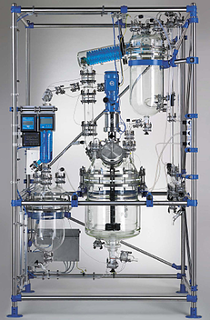 Jacketed Reactor System