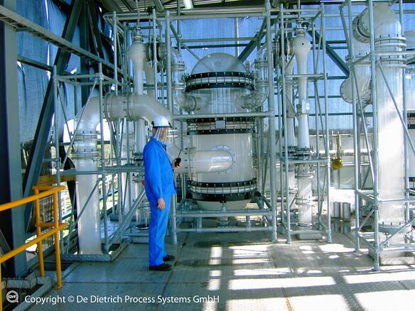 Material of Construction Options for Chemical Process Plants