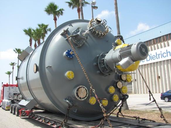 Refurbished reactor
