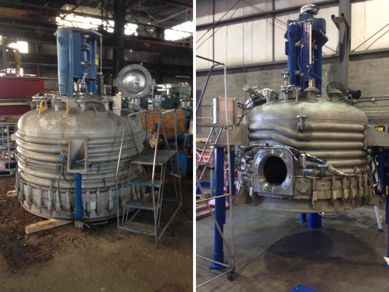 Equipment Refurbishment and Upgrades