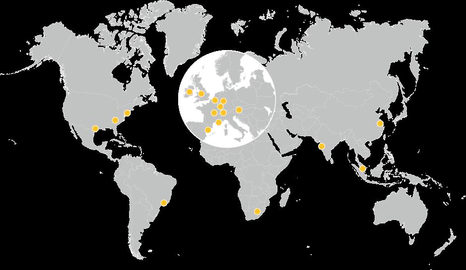 worldwide-locations